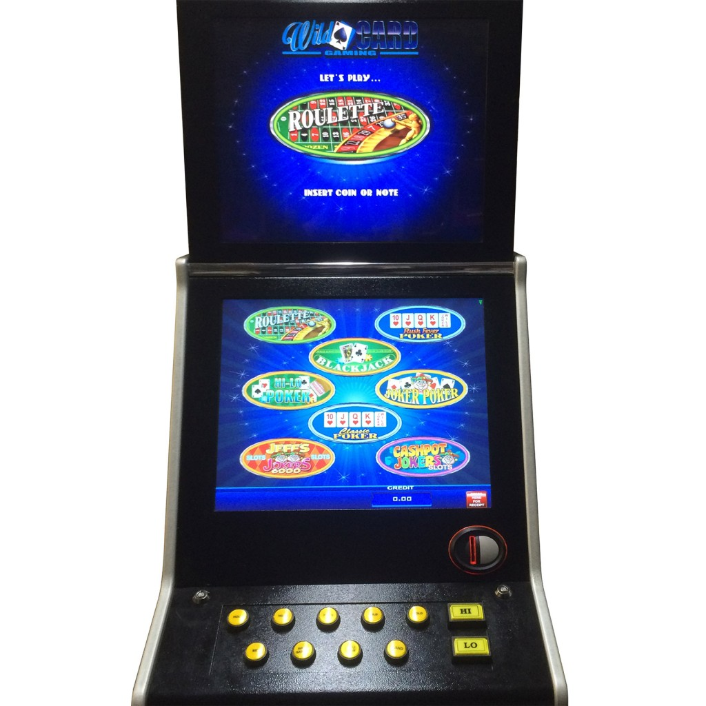 Multigame Credit 2 Tall