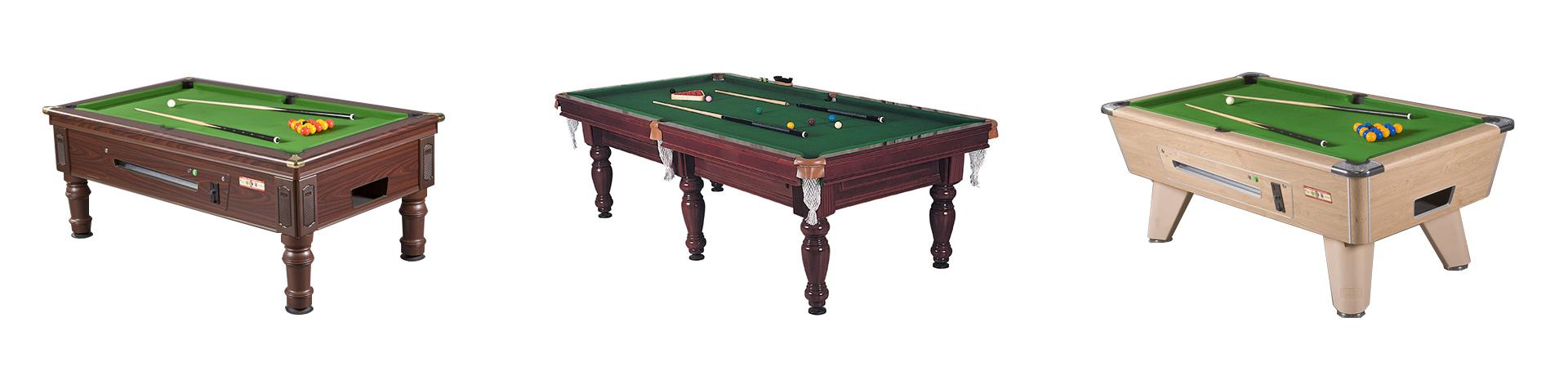 Pool tables - Belfast Northern Ireland